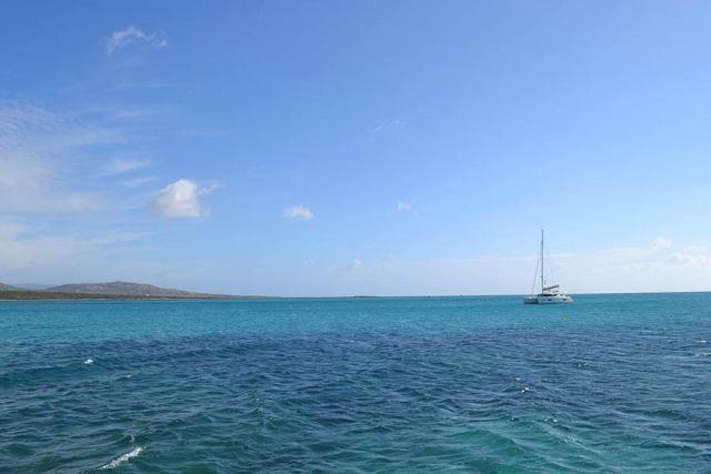 Stintino dal Catamarano