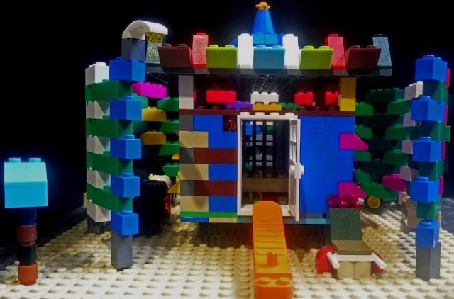 play it again lego architettura