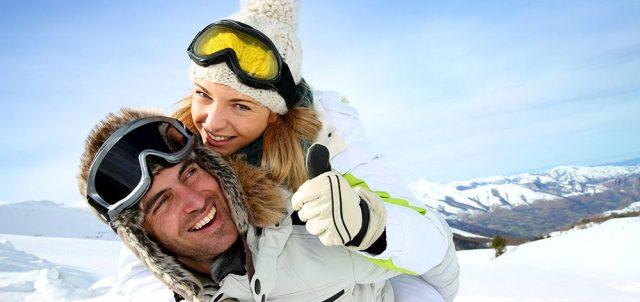 Vacanze romantiche 2017 - Weekend sugli sci