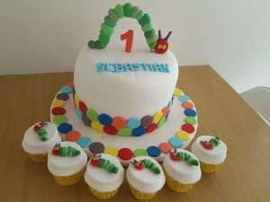 Sebastian's birthday cake courtesy of Natashia's Celebration Cakes.