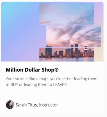Tienda de un millón de dólares