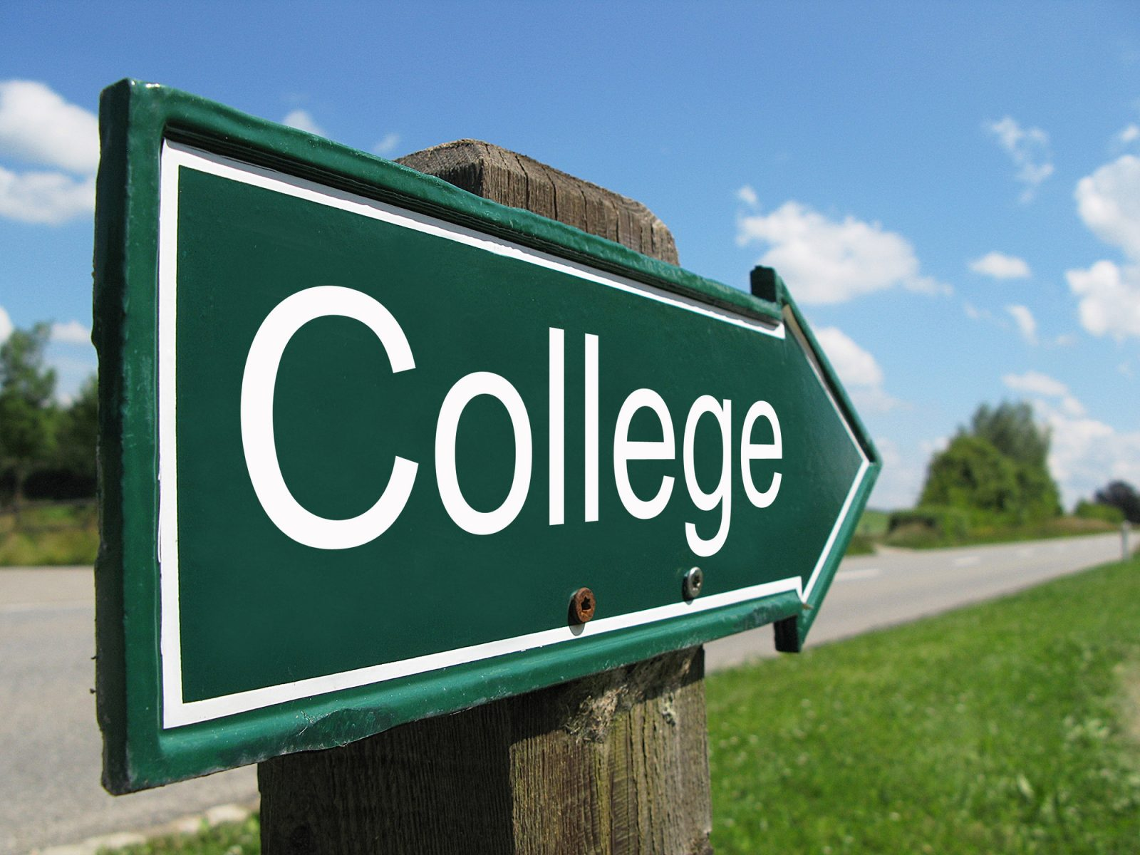 Where should you go to college? Some guidelines to point you in the right direction.