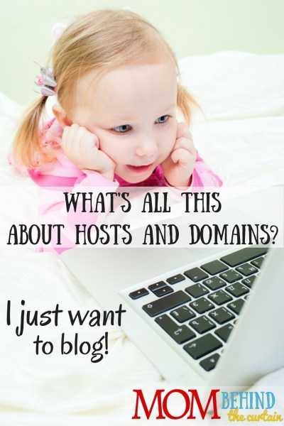 Tips for building a website - There's more to your domain than just picking your blog name. When you're starting a blog, not knowing some of the basics can cost you money! Easy to understand definitions of web host and domain registrar, how to pick the best ones, and why using a free domain from your web host isn't a good idea.