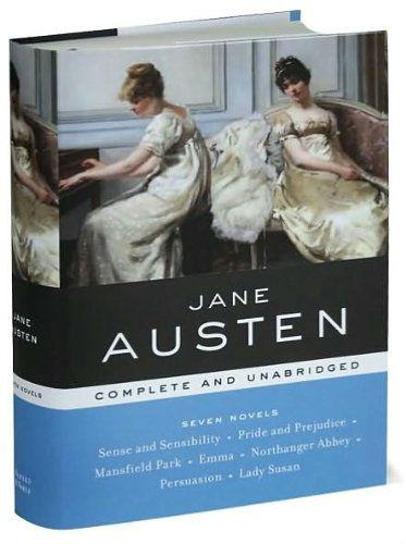 SAT Study Tip Jane Austen 373x500