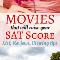 SAT study hack - A movie list to improve your SAT score - SAT movies