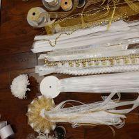 Homecoming Mum DIY Ideas Texas Senior White Mum