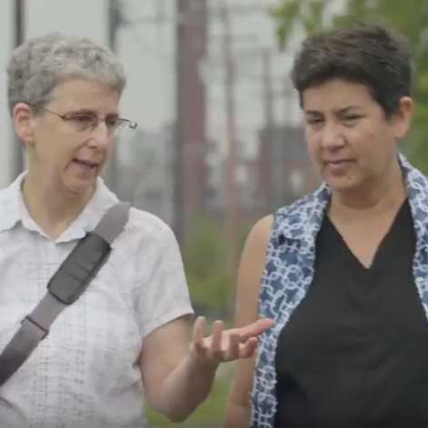 Mona Greenbaum A Pioneering Advocate For Lgbtq Families In Canada Talks About Her Own Family And The Progress Of Equality In Canada In A Video For The