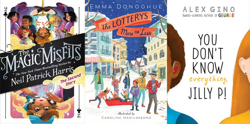 Second Time's the Charm: Queer-Inclusive Middle Grade Sequels and Sophomores - Mombian