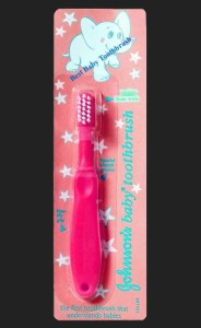 Johnson's Baby Toothbrush