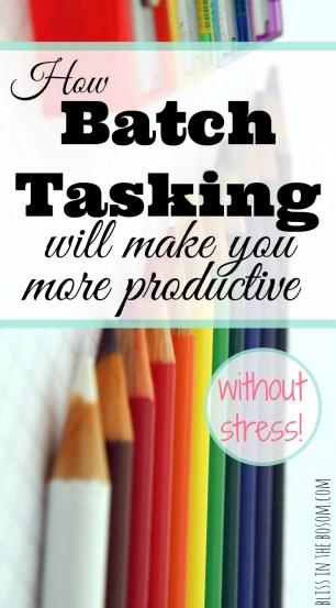 task batching