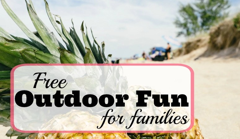 Free Outdoor Fun – 10+ ideas for a happy family time
