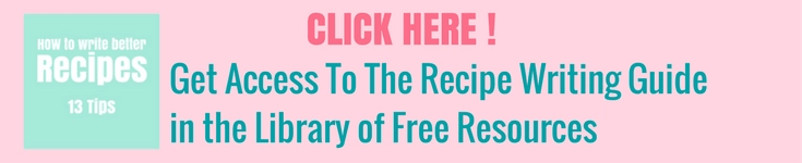 free WordPress recipe plugin