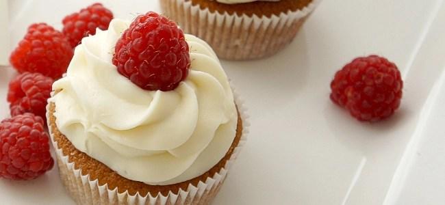 raspberry cupcake recipe
