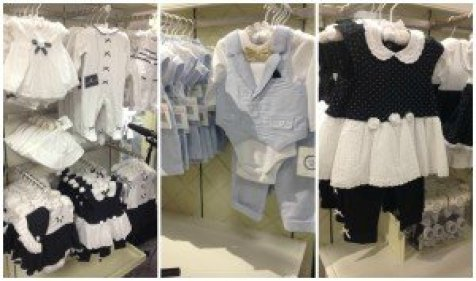Some adorable spring clothes from Little Me.