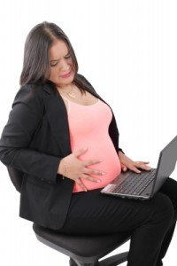 working mom maternity leave vacation
