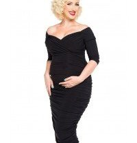 maternity retro dress giveaway pinup girl clothing