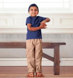 cargo khaki primary children's clothing momcave