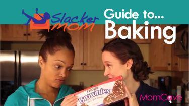 Fake Bake Slacker Mom MomCave