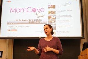 Jen MomCave NY Video MeetUp