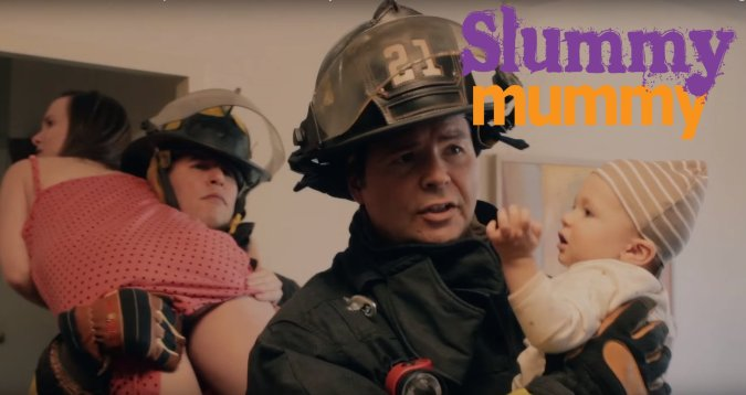 funny web series for moms Slummy Mummy