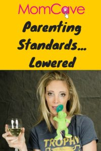 Lowered Parenting Standards Anna Lane on MomCave LIVE