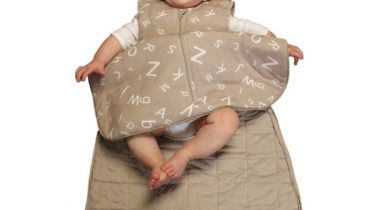 Gunapod momcave sleep sack giveaway
