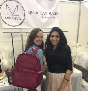 Mina Kay Diaper Bags