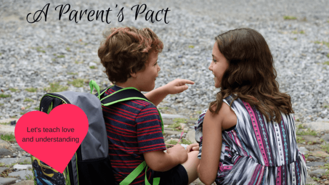 Parents' Pact for Peace from MomCaveTV