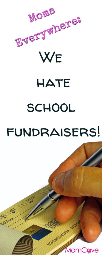 Hate School Fundraisers? So we do. Here's what you can do. From MomCaveTV.com