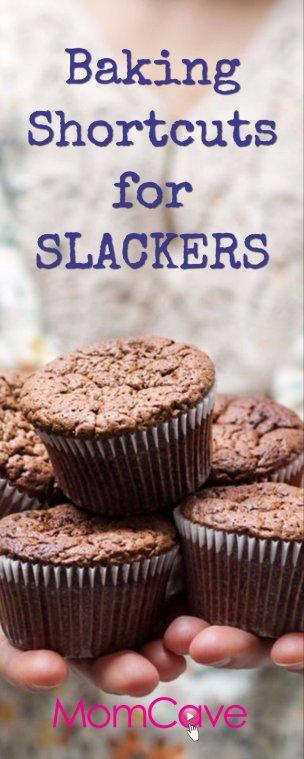 Baking Shortcuts for Slacker Moms From MomCaveTV