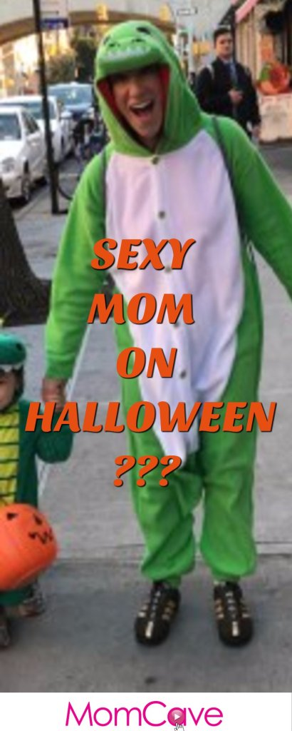 Sexy Mom Halloween MomCave