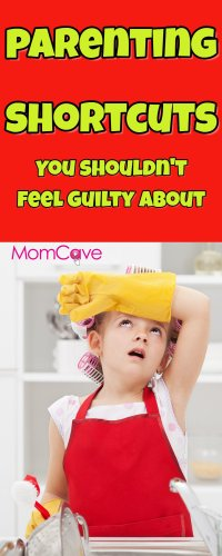 Parenting Shorts Cuts You Shouldn't Feel Guilty About MomCave