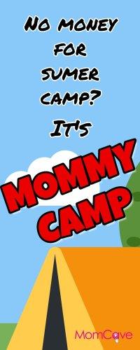 mommy camp mel chemistry momcave