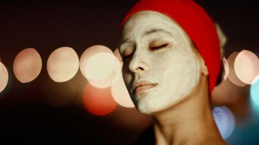 free home spa treatments for moms