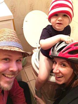 family potty party potty mouth momcave