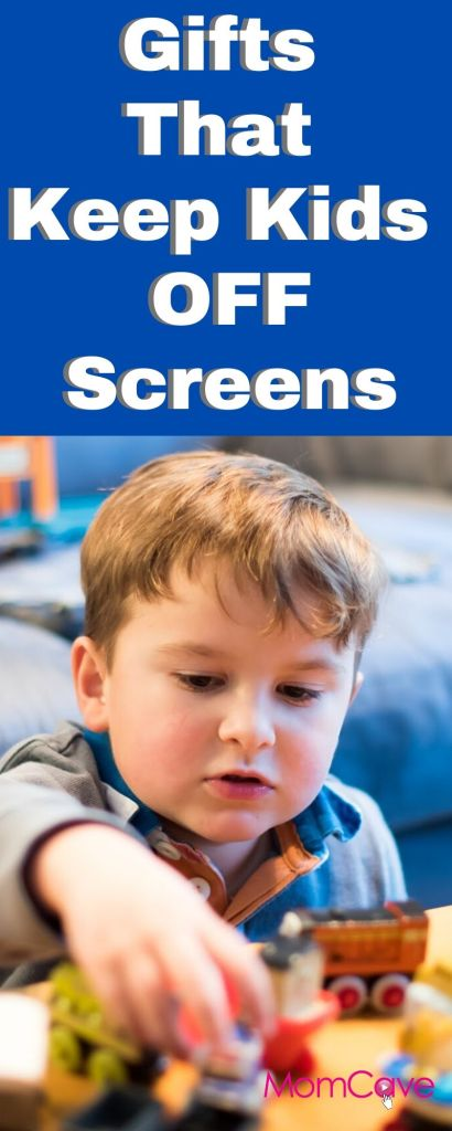 Gifts that Keep Kids Off Screens by MomCave