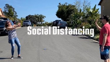 everything in canceled covid-19 social distancing