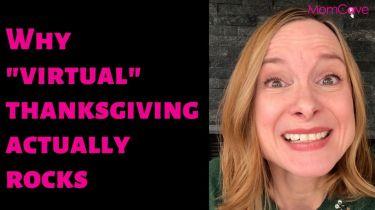 host a virtual thanksgiving photo of Jen