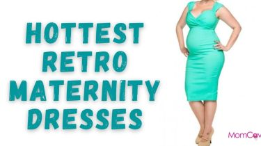 hottest retro maternity dresses logo with turquoise wiggle dress from pinup girl