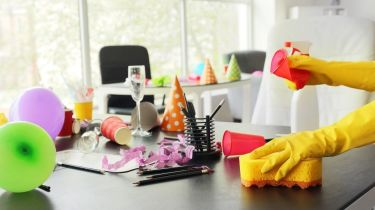 Tips on How To Make Cleaning Up After a Party Easier