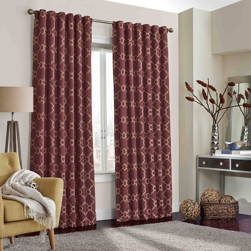 Eclipse Curtains Block Light Noise and Save Energy