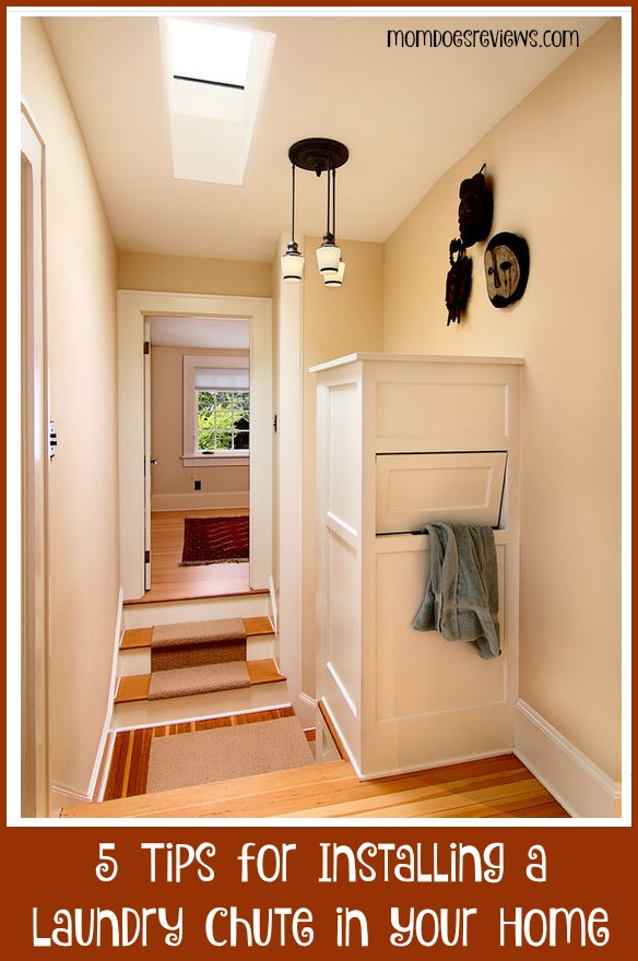 5 Tips for Installing a Laundry Chute in Your Home
