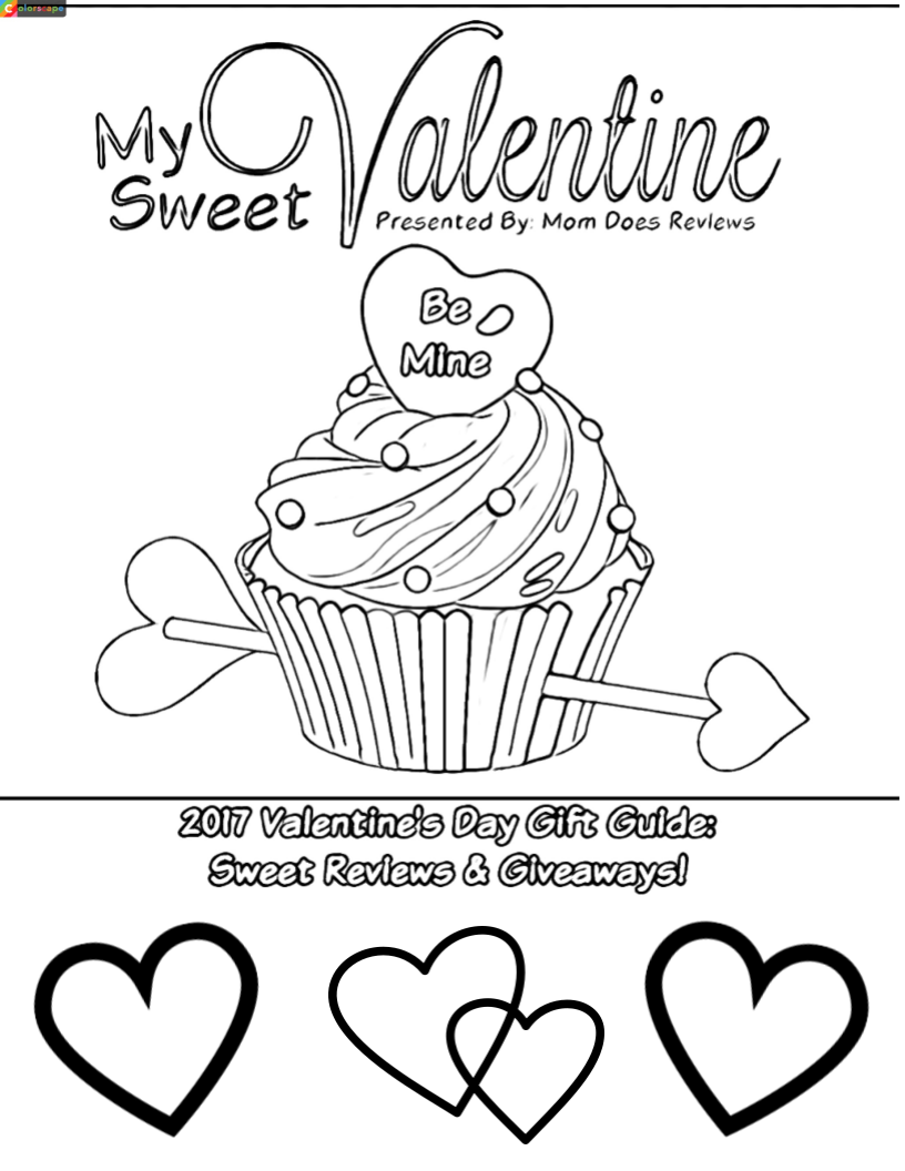 Free Valentines Day Coloring Pages Free Coloring Pages Download ...