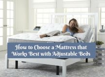 How to Choose a Mattress that Works Best with Adjustable ...