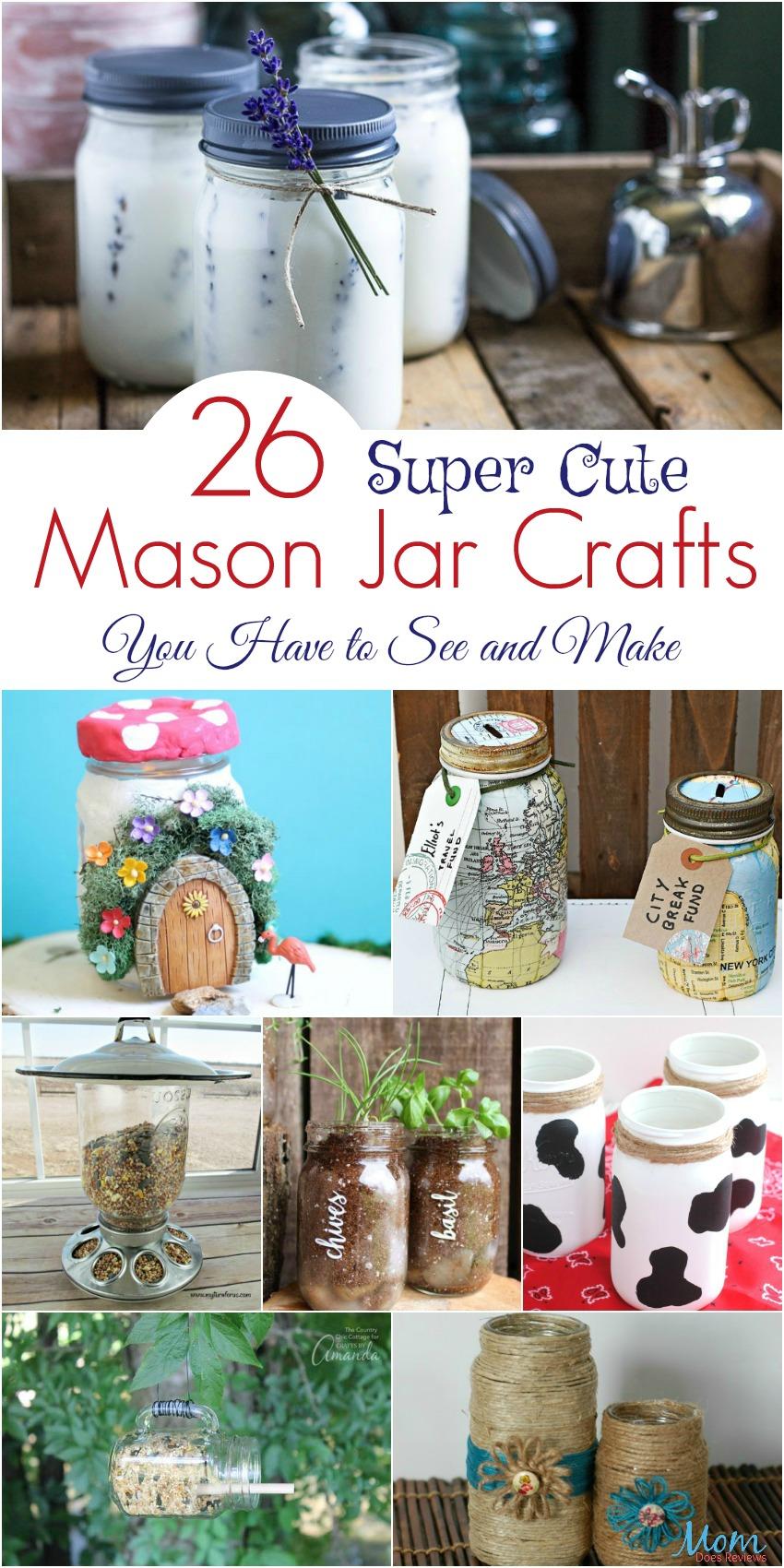 26 super cute mason