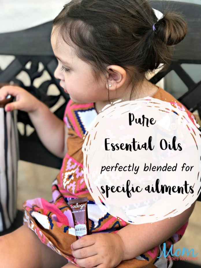 Pure Essential Oils perfectly blended for specific ailments