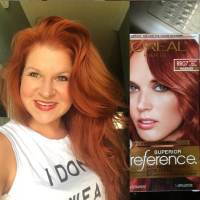Jo Baz Colour Remover Review Red To Blonde Get Rid Of ...