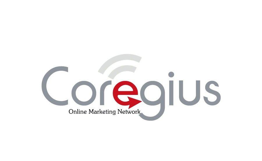 coregius logo design momenarts