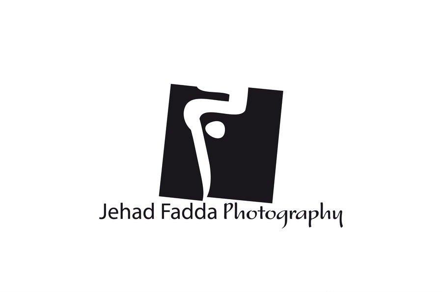 jehad fadda logo typography