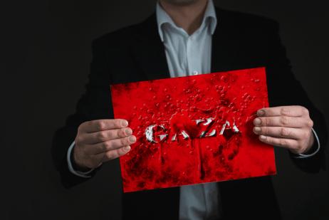 save gaza poster